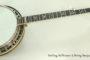 1987 Stelling Bellflower 5-String Banjo  SOLD