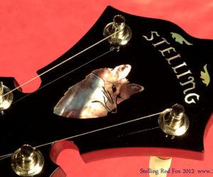 Stelling Red Fox Banjo 2012