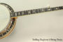1988 Stelling Staghorn 5-String Banjo  SOLD