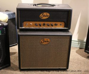 ❌SOLD❌ Suhr Badger 18 Amp Head and Cabinet, 2010