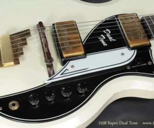 1958 Supro Dual Tone No Longer Available
