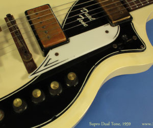 Supro Dual-Tone 1959  SOLD
