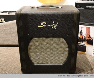 SOLD!!! Swart AST Pro Tube Amplifier, 2012