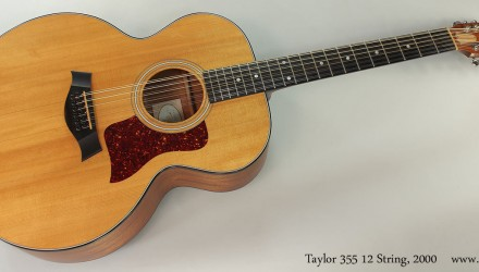 Taylor-355-12-String-2000-Full-Front-View