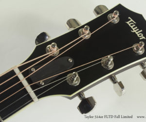 Sold Out!  Taylor 514ce FLTD Fall Limited