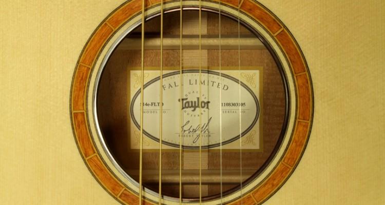 Taylor-514e-FLTD-Fall-Limited-Taylor-514e-FLTD-Fall-Limited-label