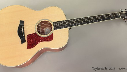 Taylor-518e-2013-full-front-view