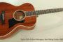 SOLD!!! Taylor 522e 12-Fret Mahogany Steel String Guitar