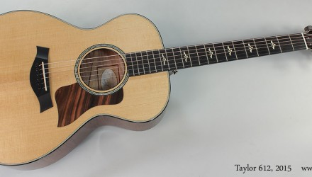 Taylor-612-2015-Full-Front-View