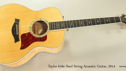 Taylor-616e-Steel-String-Acoustic-Guitar-2014-Full-Front-View