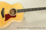 2014 Taylor 616e Steel String Acoustic Guitar  SOLD