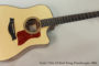 2004 Taylor 710ce L9 Steel String Dreadnought  SOLD