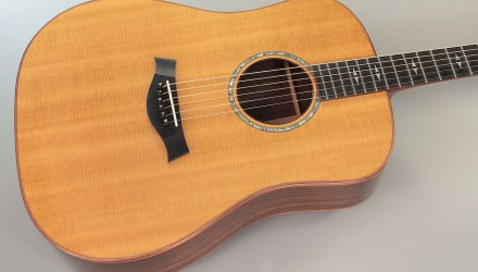 Taylor-810-Limited-WMB-Steel-String-Acoustic-Guitar-1997-top