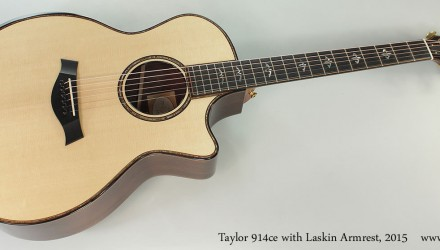 Taylor-914ce-with-Laskin-Armrest-2015-Full-Front-View
