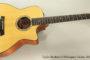 2013 Taylor Baritone 6 Mahogany Guitar  SOLD