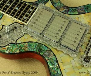 Teye 'La Perla' Electric Gypsy, 2009 (consignment) SOLD