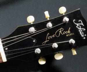 Tokai Love Rock TV Jr. (consignment) No Longer Available