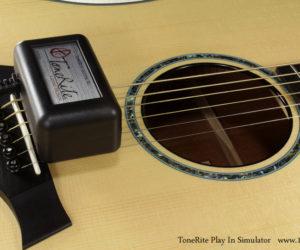 The ToneRite Play-In Simulator