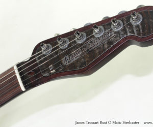 SOLD!!! James Trussart Rust O Matic Steelcaster