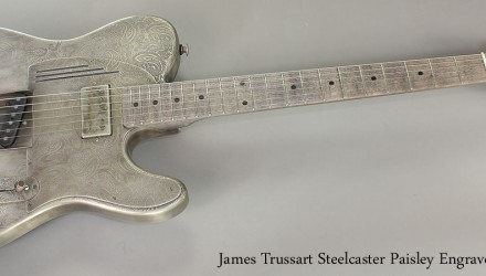 James-Trussart-Steelcaster-Paisley-Engraved-Full-Front-View
