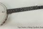 2014 Vega Senator 5-string Openback Banjo  SOLD