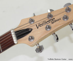Alvarez Veillette Baritone Guitar
