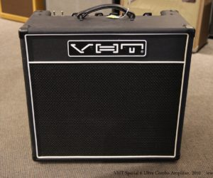 VHT Special 6 Ultra Combo Amplifier, 2010