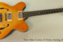 2008 Victor Baker Custom 16 Thinline Archtop SOLD