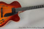 2008 Victor Baker Thinline Archtop Electric SOLD