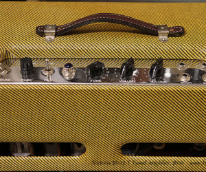 SOLD!!! Victoria 20112-T Tweed Tube Amplifier, 2000
