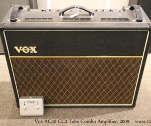 Vox AC30 CC2 Tube Combo Amplifier, 2009