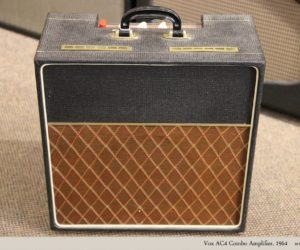 ❌SOLD❌  Vox AC-4 Combo Amplifier, 1964