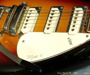 VOX Mark VI  1965 (consignment) SOLD