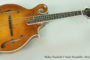 NO LONGER AVAILABLE! 2015 Weber Rawhide F-Style Mandolin