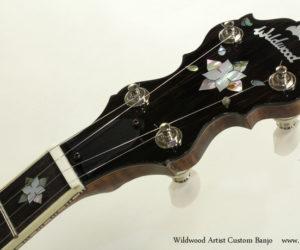 Wildwood Artist Custom Banjo