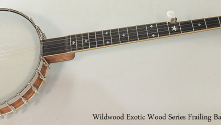 Wildwood-Exotic-Wood-Series-Frailing-Banjo-Full-Front-VIew