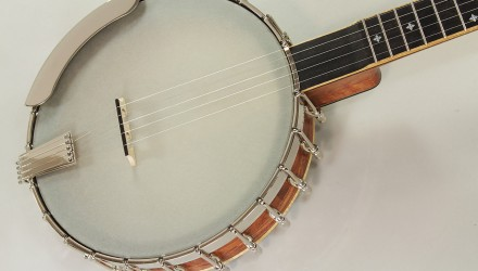 Wildwood-Exotic-Wood-Series-Frailing-Banjo-Top-View