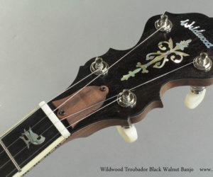 Wildwood Troubador Banjo