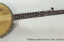1895 Williams and Son Echo Style 16 Banjo SOLD