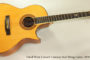 NO LONGER AVAILABLE!!! 1979 David Wren Concert Cutaway Steel String