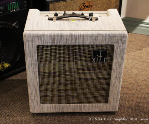 SOLD!!! 2010 XITS X4-112-G Amplifier