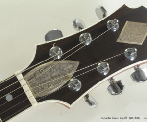 2006 Zemaitis Greco GZMF 500 (consignment) NO LONGER AVAILABLE