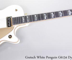 Gretsch White Penguin G6134 DynaSonic, 2004