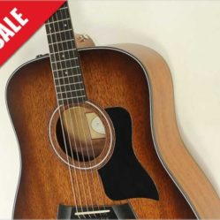 SALE! Taylor 320e Mahogany Top Dreadnought Guitar - The Twelfth Fret