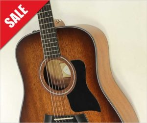 ‼️Off The MAP Sale‼️ Taylor 320e Mahogany Top Dreadnought Guitar, 2015