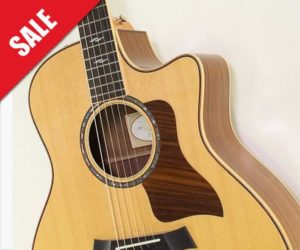 ❗️Off The MAP Sale❗️ Taylor 816ce Venetian Cutaway Steel String Guitar, 2014