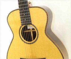 ❌SOLD❌  Stefan Sobell Parlour Guitar Brazilian Rosewood, 2005