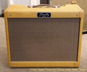 ❌SOLD❌ Trinity Tweed 5E3 Deluxe Amp, 2008