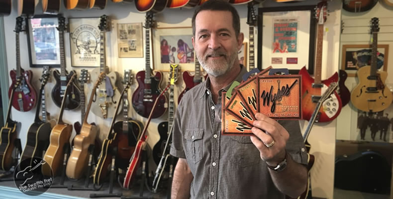 Wyres Acoustic Guitar Strings - the Twelfth Fret