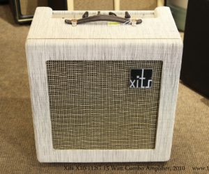 Xits X10-112G 15 Watt Combo Amplifier, 2010